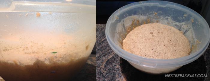 Second fermentation