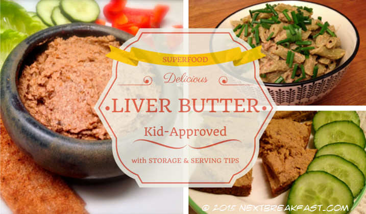 Liver butter cover image