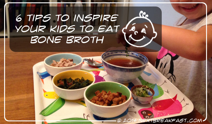 Bone broth for kids