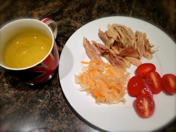 Chicken and Sauerkraut